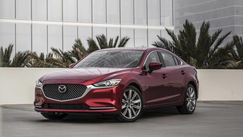 2020 Mazda 6 Sedans