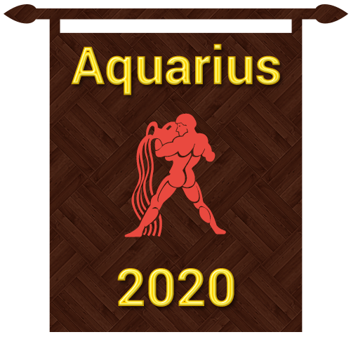 2020 Aquarius Horoscope