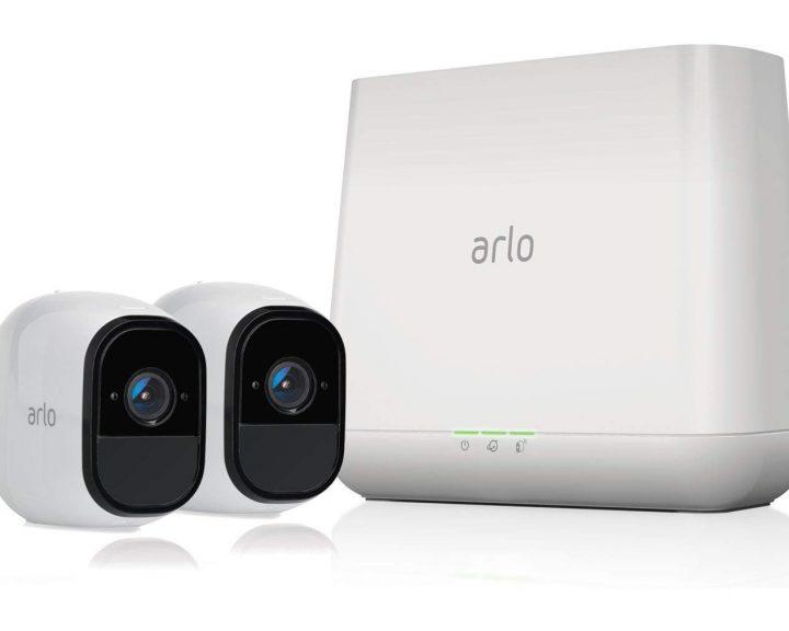 Arlo Pro vs Arlo Pro 2