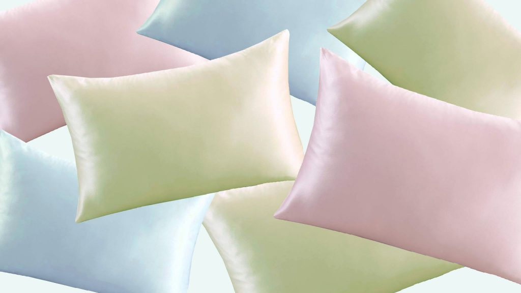 silk pillowcases online