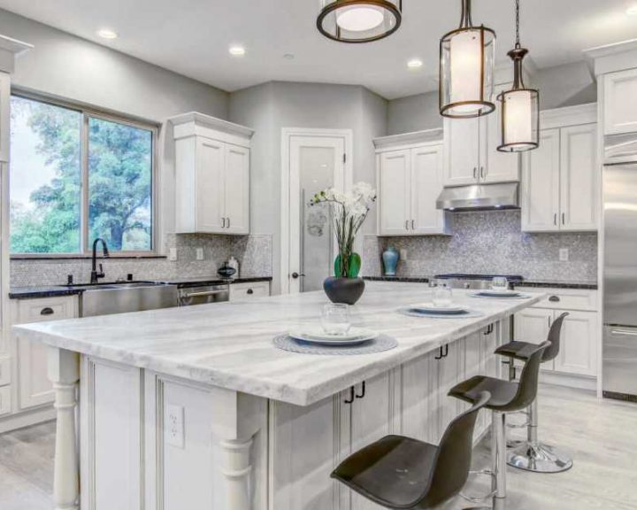 Trends for kitchen cabinets