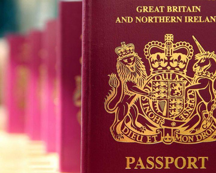 Applying for a UK passport and Visa