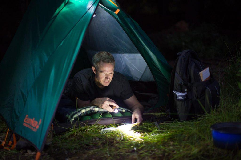 camping flashlights in Australia