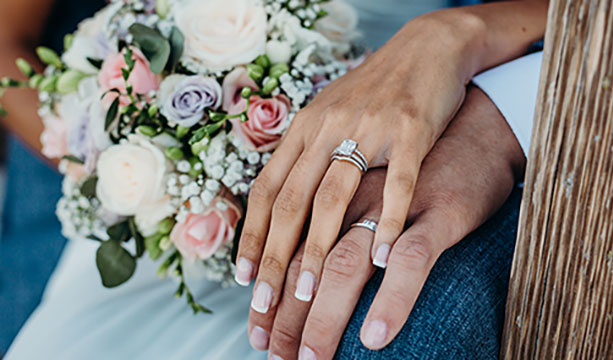 What are the points to be kept in mind while buying wedding rings