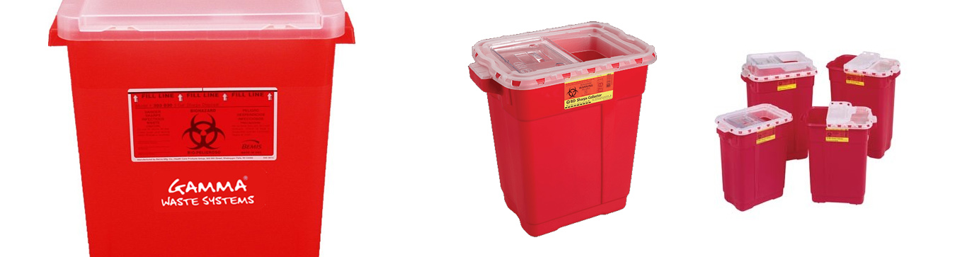 High-Quality Containers for Pharmaceutical and Hazardous waste