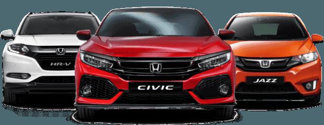 Honda Vehicle in 2019