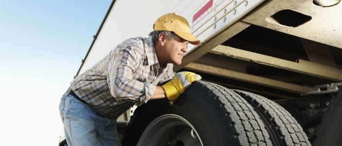 Heavy Truck Inspection