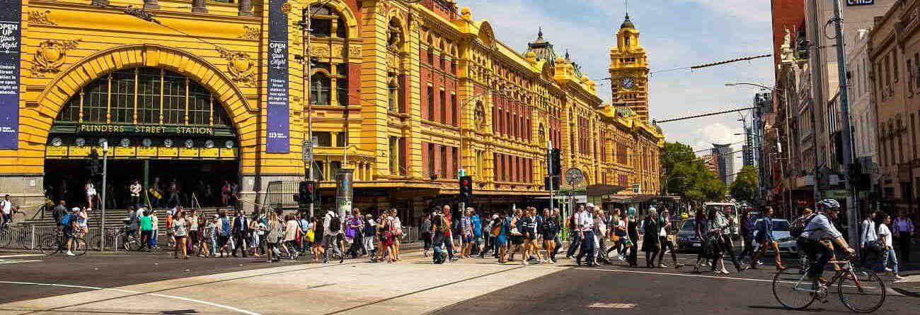 Go On a Peaceful Tour of Melbourne