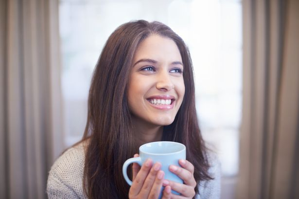 Drinking Coffee Aids Weight Loss