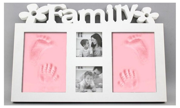 How to capture Baby's Foot and Handprint