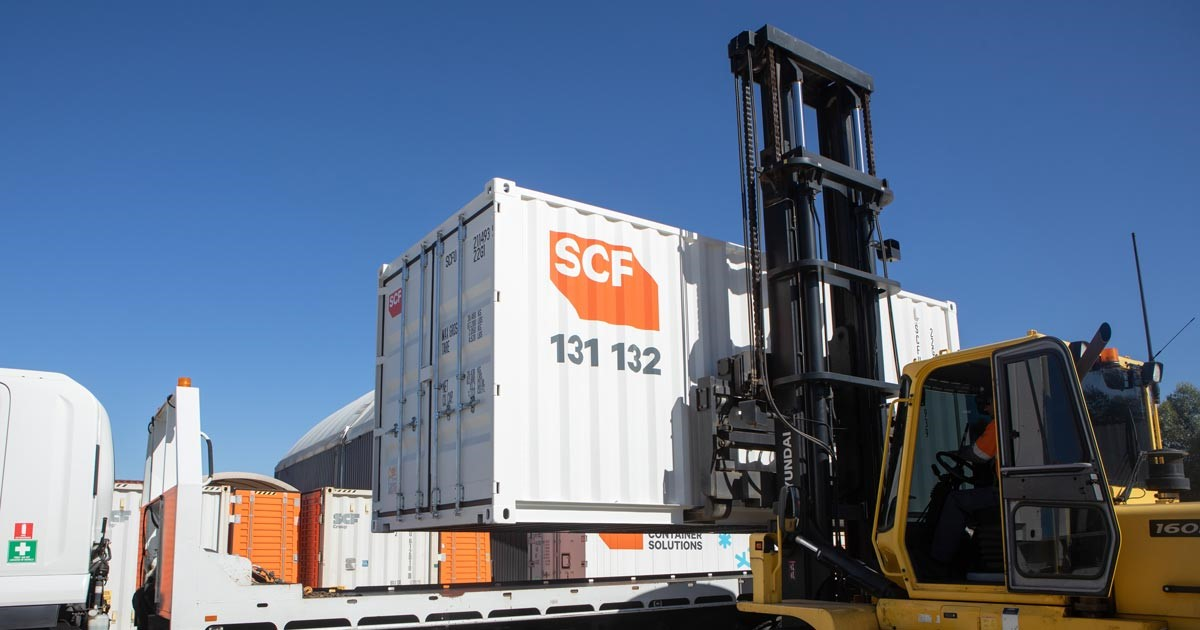 Explore the Amazing Benefits of Shipping Containers